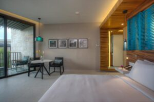 King Room with Garden View H