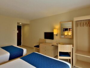 Standard Double Room with Two Double Beds CEP