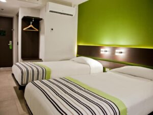 Standard Double Room with Two Twin Beds