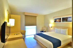 Standard Room with One Queen Bed CEP